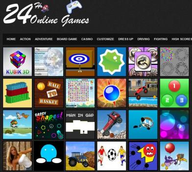 Cerco giochi gratis online