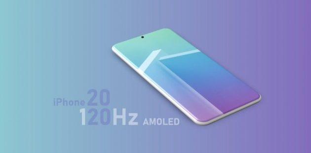Schermo iPhone 13 Samsung