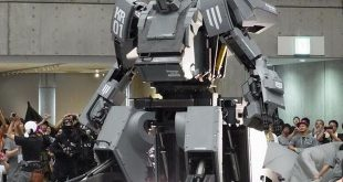 real killer robot