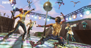 Fortnite evento capodanno