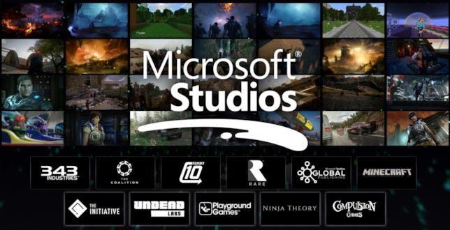 Sony Microsoft