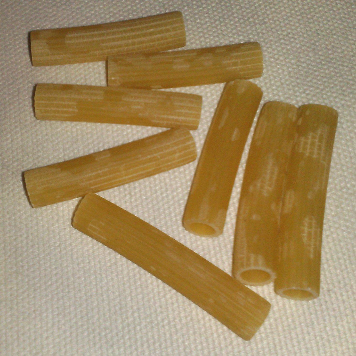 pasta barilla macchiata