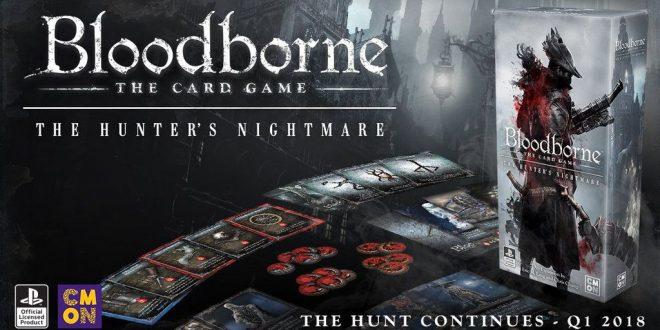 Blodborne boardgame