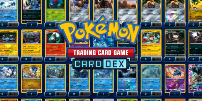 Card Dex Pokémon