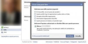 profili rubati facebook