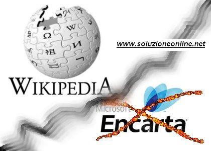 wikipedia, encarta