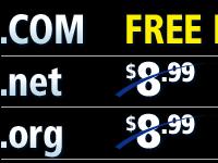 Dominio gratis .com
