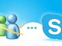 Addio Msn, da oggi solo Skype